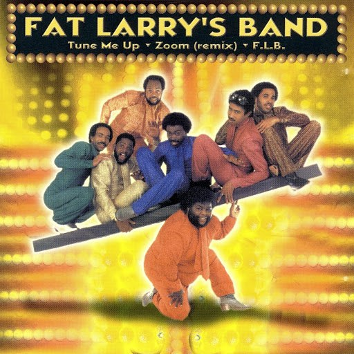 Fat Larry's Band альбом Tune Me Up / Zoom / F.L.B.