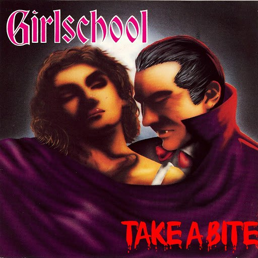 Girlschool альбом Take a Bite