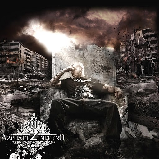 Azad альбом Azphalt Inferno 2