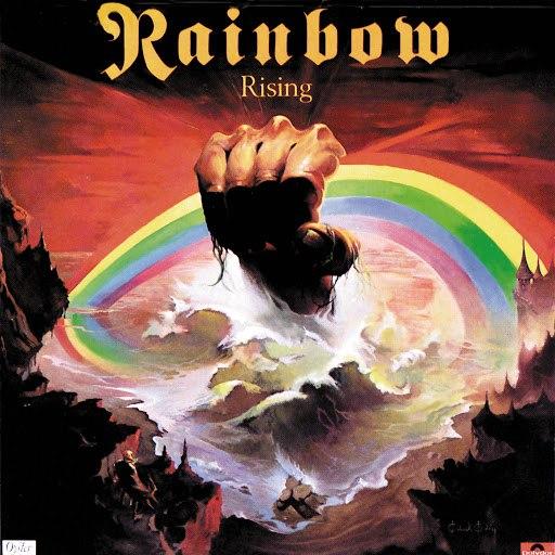 Rainbow альбом Rising (Remastered)