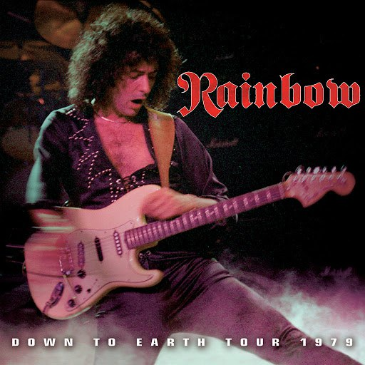 Rainbow альбом Down to Earth Tour 1979 (Live)