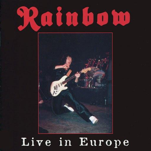 Rainbow альбом Live In Europe