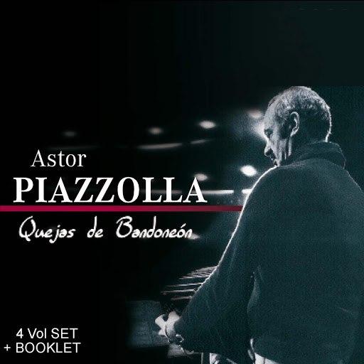 Астор Пьяццолла альбом Quejas de Bandoneón