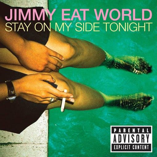 Jimmy Eat World альбом Stay On My Side Tonight