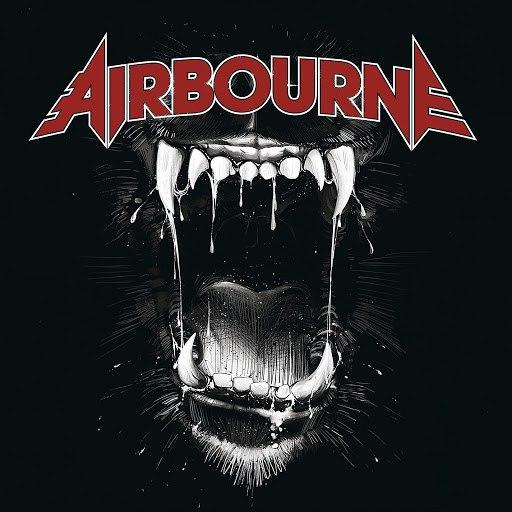 Airbourne альбом Black Dog Barking