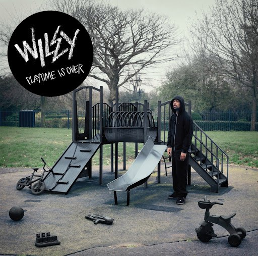 Wiley альбом Playtime Is Over
