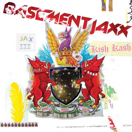 Basement Jaxx альбом Kish Kash