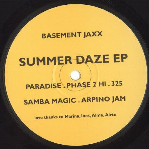 Basement Jaxx альбом Summer Daze