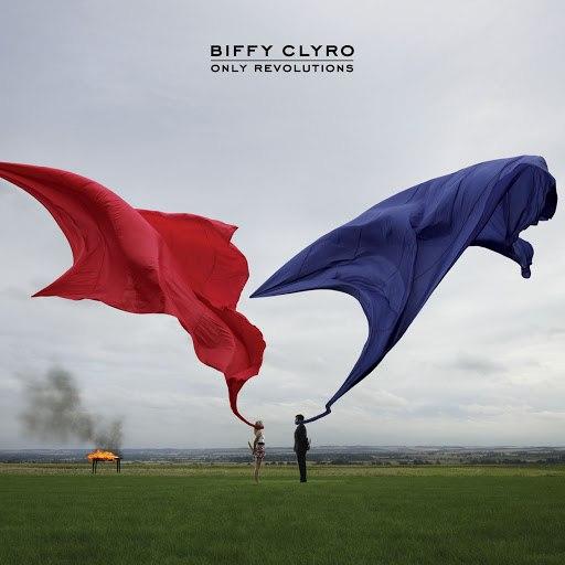 Biffy Clyro альбом Only Revolutions