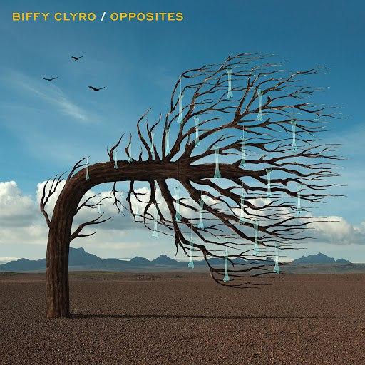 Biffy Clyro альбом Opposites