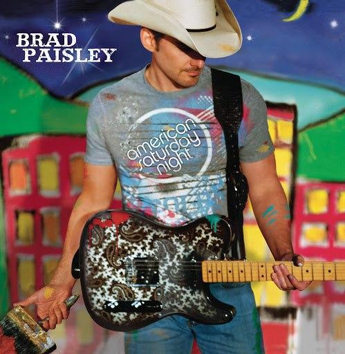 Brad Paisley альбом American Saturday Night