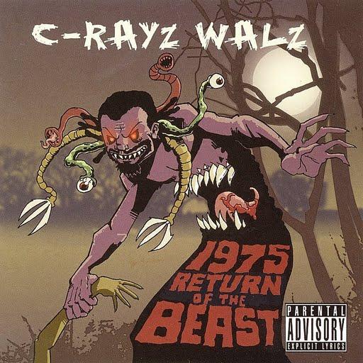 C-Rayz Walz альбом 1975 Return Of The Beast (Parental Advisory)