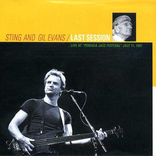Стинг альбом Last Session (Live)