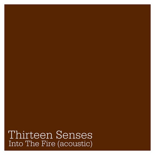 Thirteen Senses альбом Into The Fire (Acoustic)