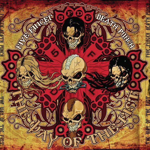 Five Finger Death Punch альбом The Way Of The Fist