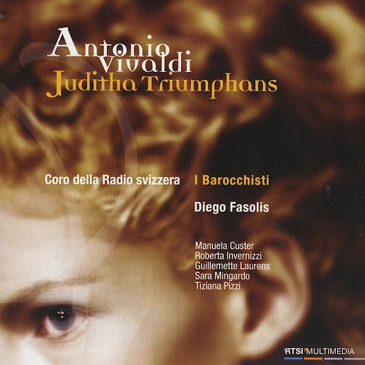 Antonio Vivaldi альбом Juditha Triumphans