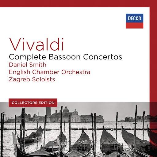 Antonio Vivaldi альбом Vivaldi: Complete Bassoon Concertos