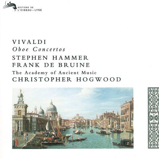 Antonio Vivaldi альбом Vivaldi: Oboe Concertos