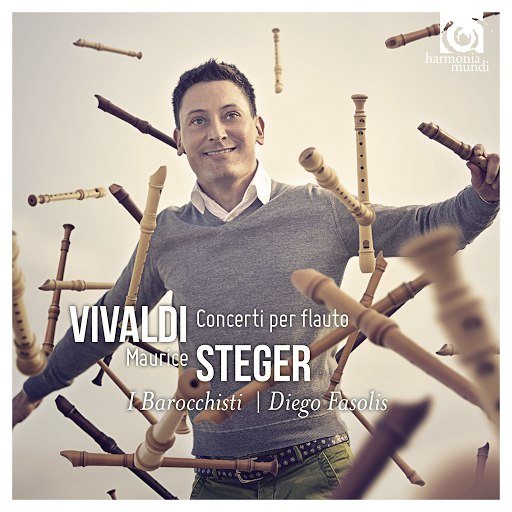 Antonio Vivaldi альбом Vivaldi: Concerti per flauto