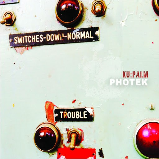 Photek альбом KU:PALM