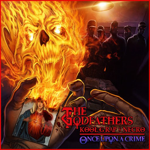 Necro альбом Once Upon a Crime