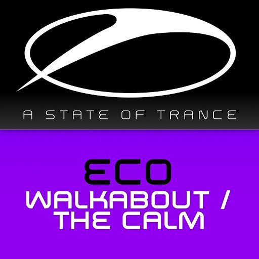 Eco альбом Walkabout / The Calm