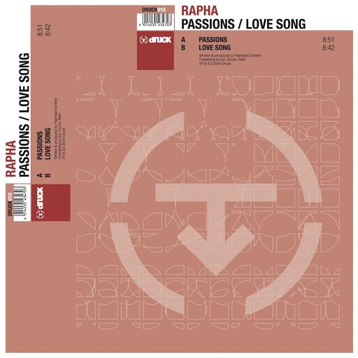 Rapha альбом Passions Lovesong