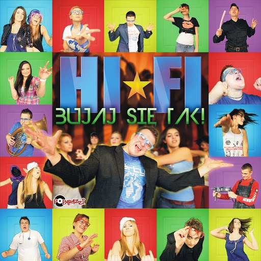 Hi-Fi альбом Bujaj się tak (Radio Edit)