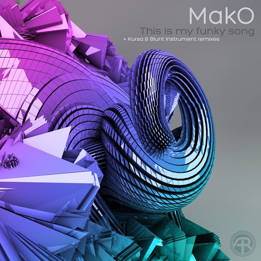 Mako альбом This Is My Funky Song