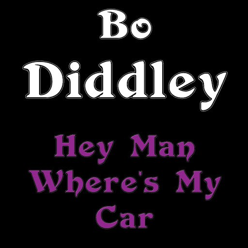Bo Diddley альбом Hey Man Where's My Car