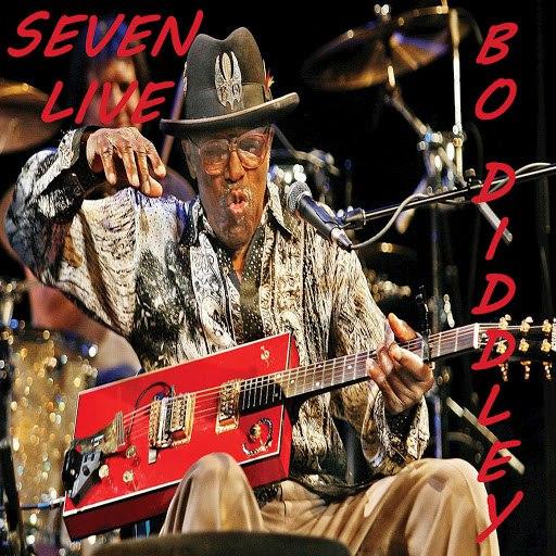Bo Diddley альбом Seven (Live)