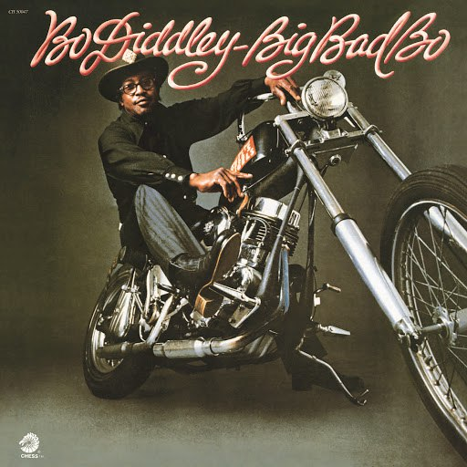 Bo Diddley альбом Big Bad Bo