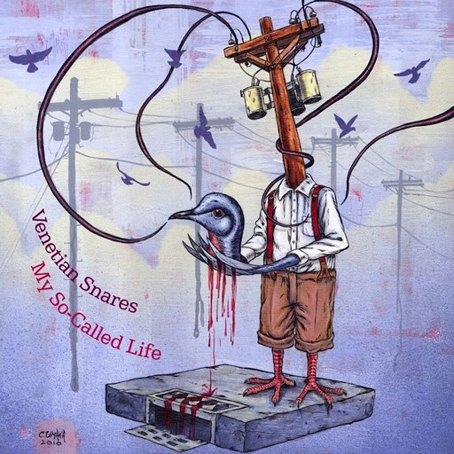 Venetian Snares альбом My So-Called Life
