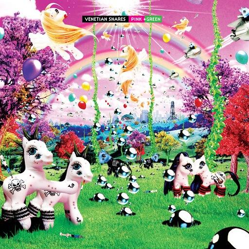 Venetian Snares альбом Pink+Green