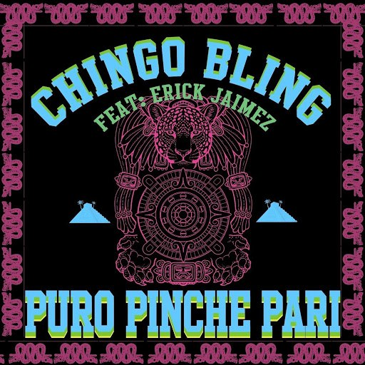Chingo Bling альбом Puro Pinche Pari