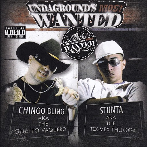 Chingo Bling альбом Undaground's Most Wanted
