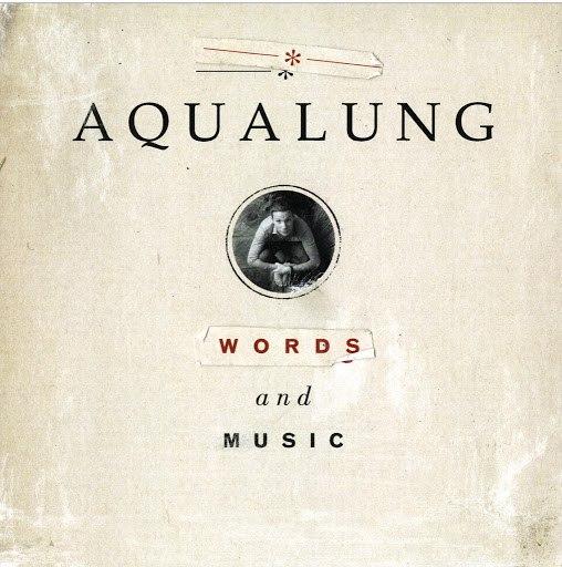 Альбом Aqualung Words And Music