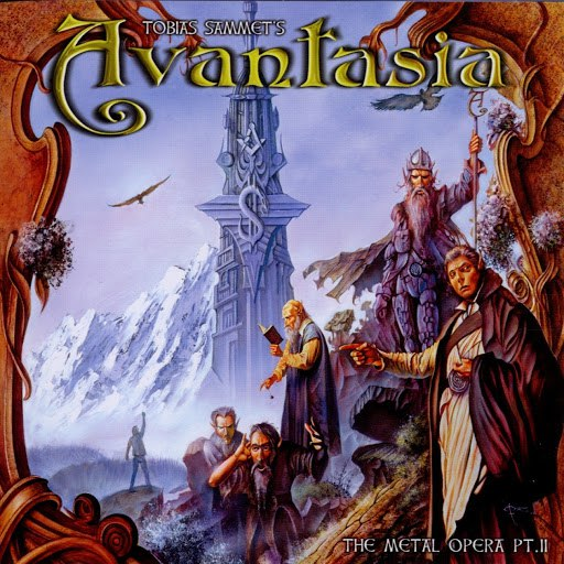 Avantasia альбом The Metal Opera, Pt. 2