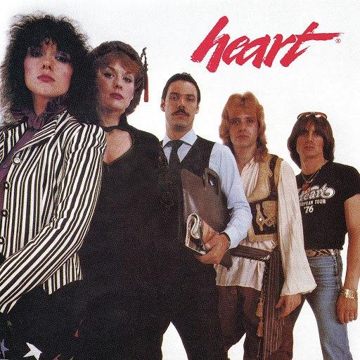 Heart альбом Greatest Hits / Live