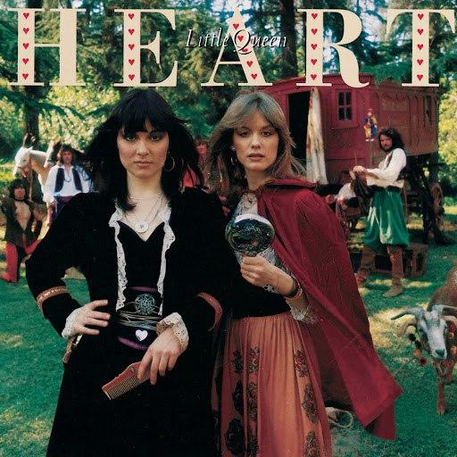 Heart альбом Little Queen