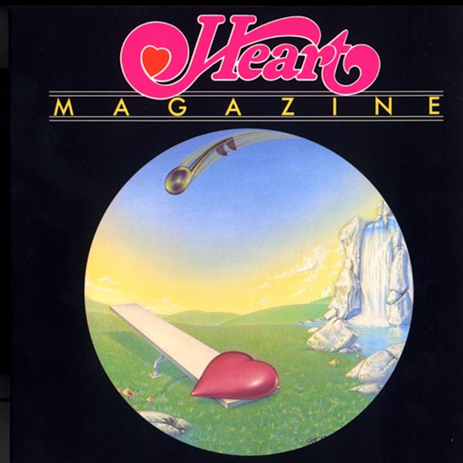 Heart альбом Magazine