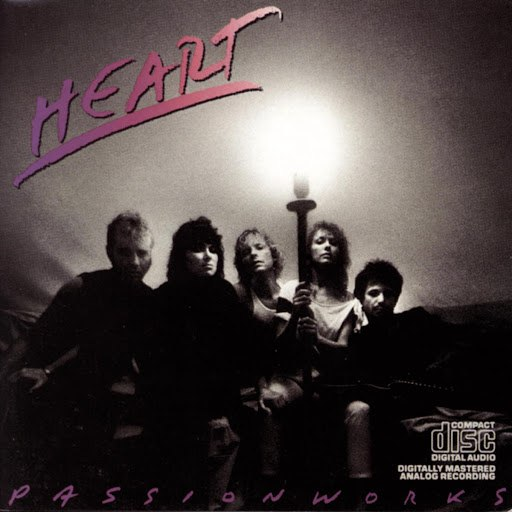 Heart альбом Passionworks