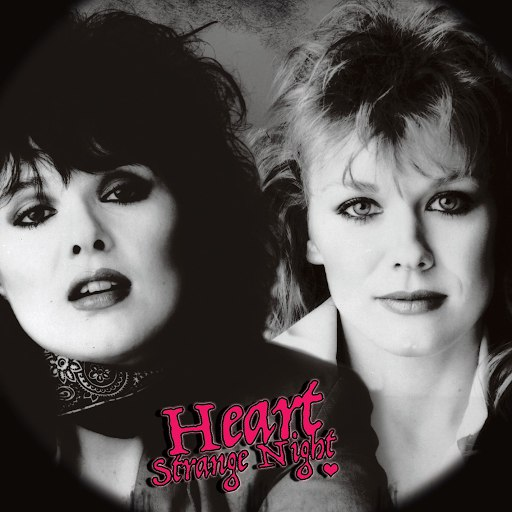 Heart альбом Strange Night (Live)