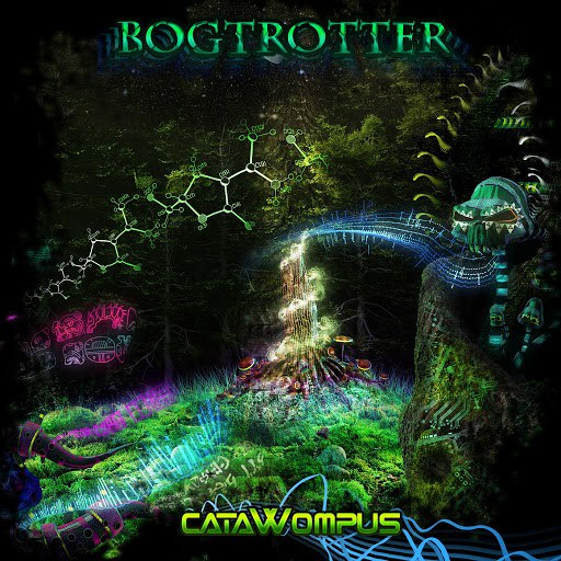 BogTrotter альбом Catawompus