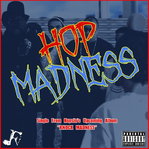 Hopsin альбом Hop Madness