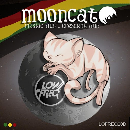 Mooncat альбом Mystic Dub