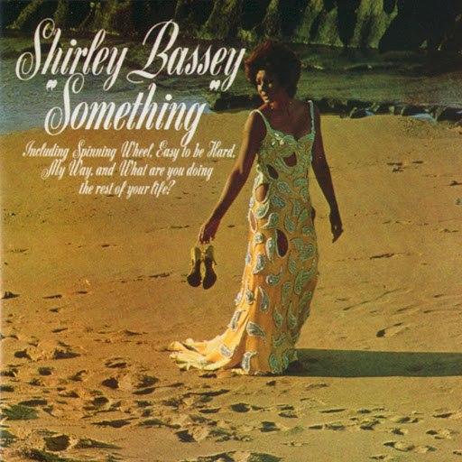 Shirley Bassey альбом Something