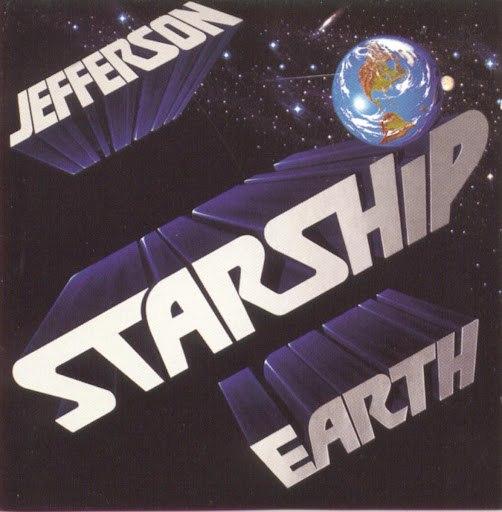 Jefferson Starship альбом Earth