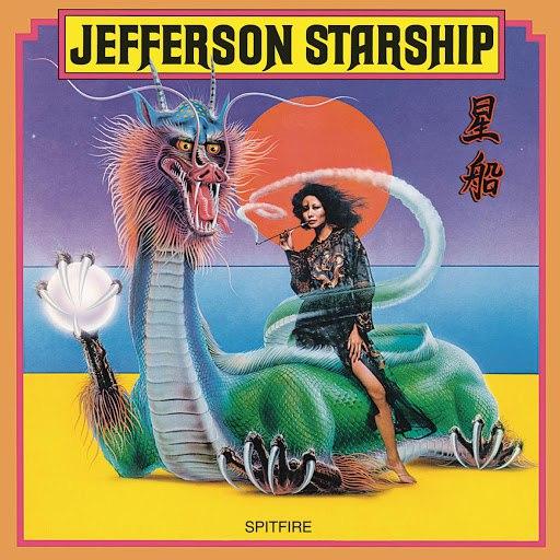 Jefferson Starship альбом Spitfire