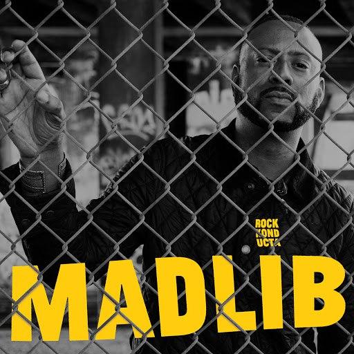 Madlib альбом Rock Konducta, Pt. 2